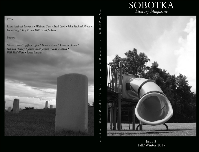 Sobotka Issue 3 Jacket